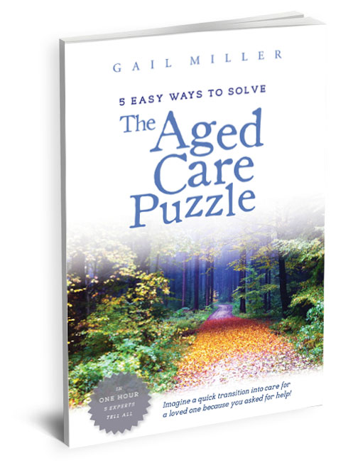 % Easy Ways to Solve the Aged Care Puzzle print book
